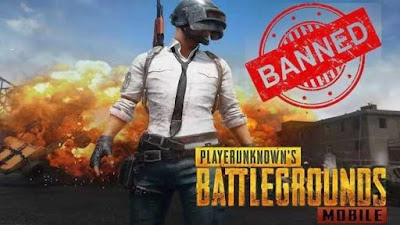 Ban on PUBG Game