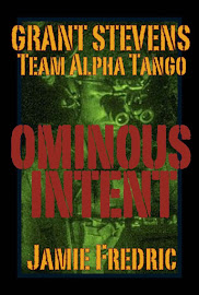 OMINOUS INTENT - #17 IN GRANT STEVENS SERIES - COMING SEPTEMBER 15