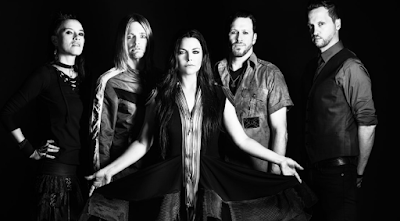 """Lirik Lagu Evanescence - My Heart is Broken"""