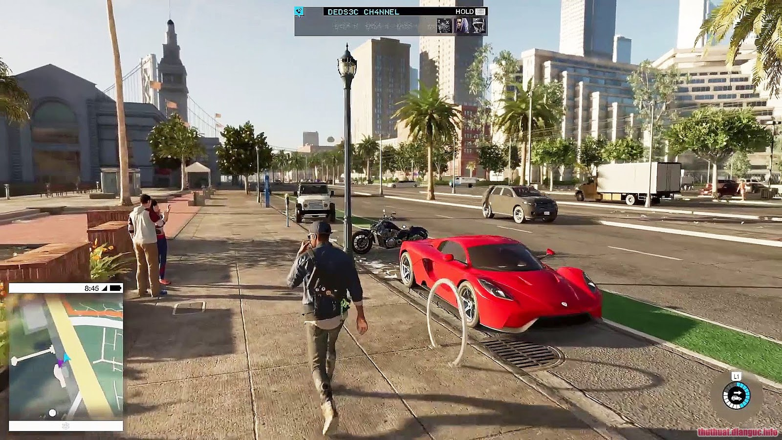 Download game Watch Dogs 2 Full free