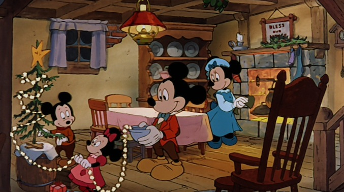 mickeys christmas carol was the last time in which clarence nash voiced donald duck nash was the only original voice actor in the film as walt disney - Mickeys Christmas Carol