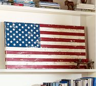 16d7f6cf618 Crafty Butt  Craft Hack  Pottery Barn Inspired American Flag