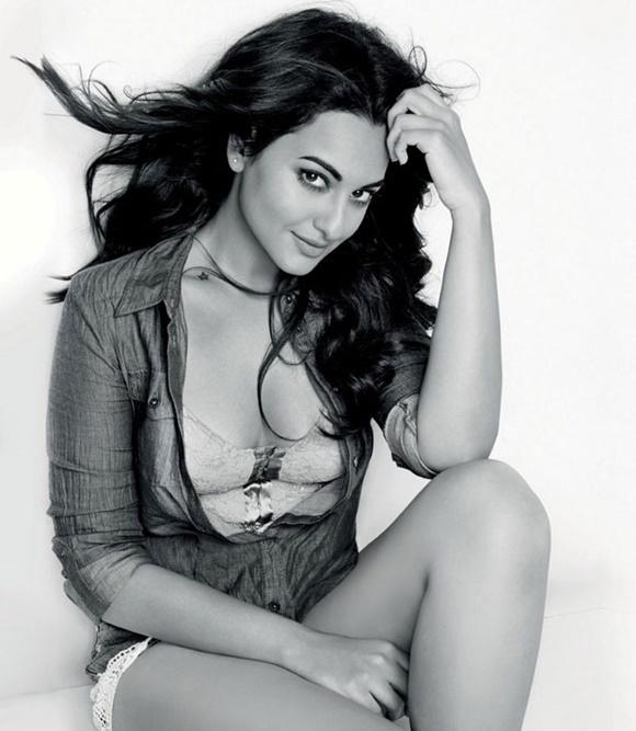 Sonakshi Sinha Maxim Magazine Hot Photoshoot