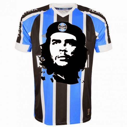 9ed675f9b8 Luiz Zini Pires  Grêmio lançará camisa revolucionária