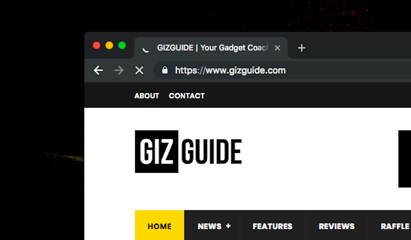 Google Chrome's dark mode is now on Mac!