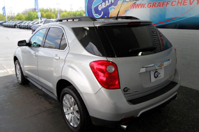 Pick of the Week - 2011 Chevrolet Equinox 2LT