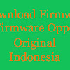 Download Firmware Oppo Original Bahasa Indonesia Via OTA