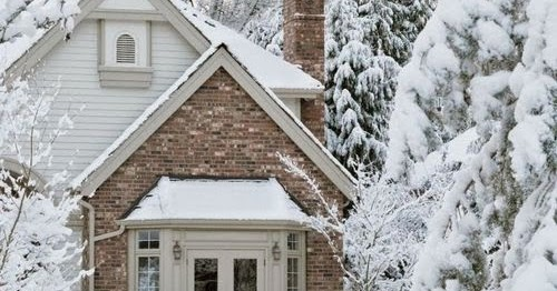 Hmh Designs 4 Inexpensive Ways To Winter Proof Your Home