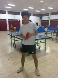 Atlet Tenis Meja dari Kab Batang