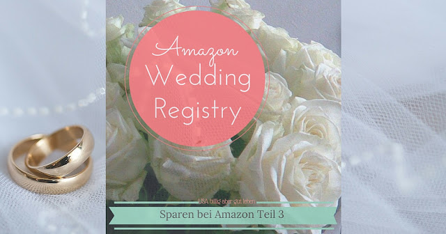 Wedding Registry bei Amazon