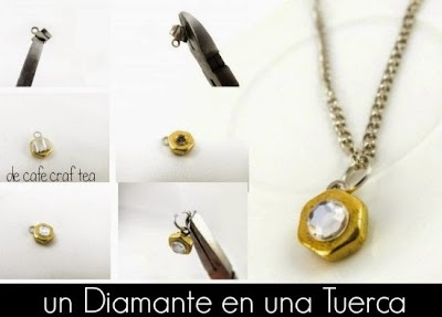 Hazte un Diamante con una Tuerca