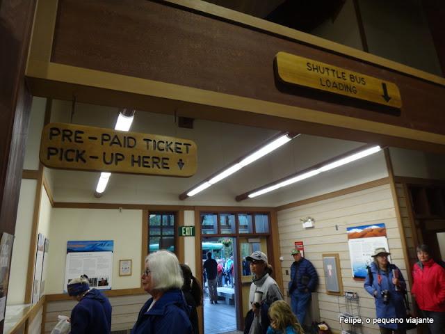 Wilderness Access Center alaska