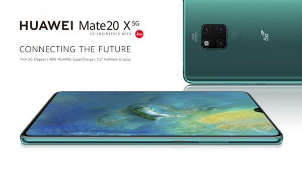 Huawei Mate 20 X (5G) Özellikleri ve Fiyatı