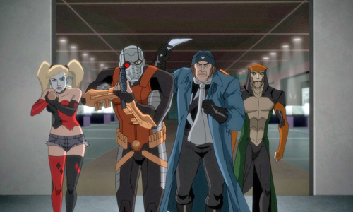 Thomasspurlin Com Suicide Squad Gets Violent Virtuous In Zany Hell To Pay