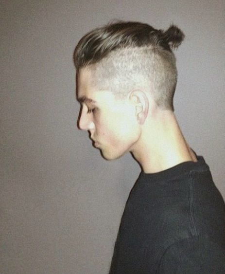 Tremendous All About Hair For Men Undercut Top Knot Man Bun Short Hairstyles For Black Women Fulllsitofus