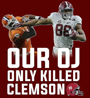 Our OJ Only Killed Clemson Shirt