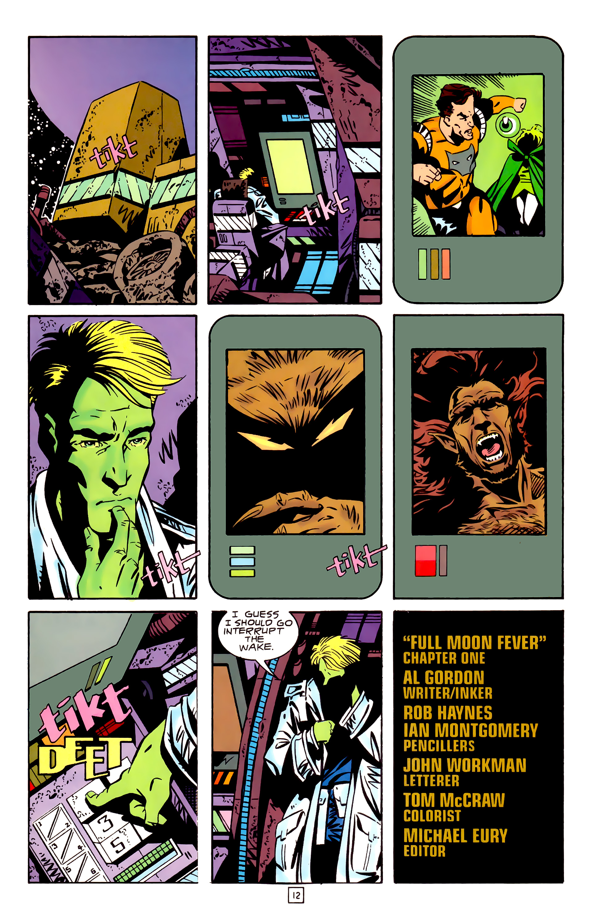 Legion of Super-Heroes (1989) _Annual_3 Page 12