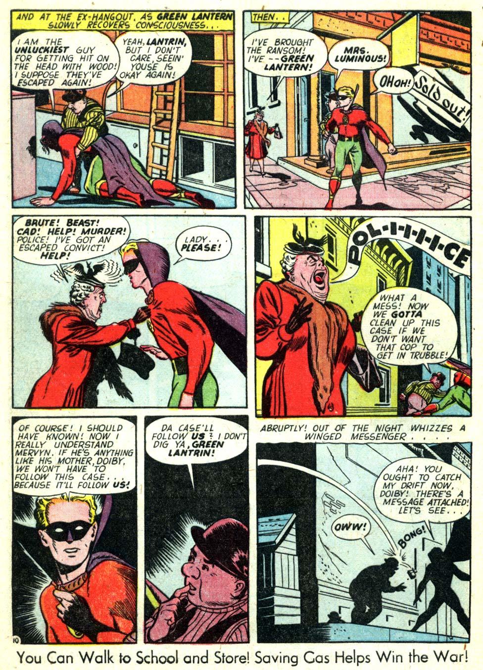 Read online All-American Comics (1939) comic -  Issue #58 - 11