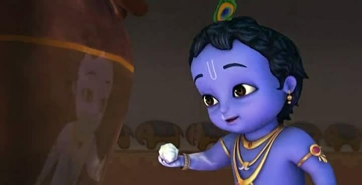 little krishna   junglekey in image