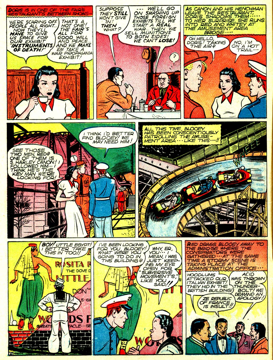 Read online All-American Comics (1939) comic -  Issue #7 - 8