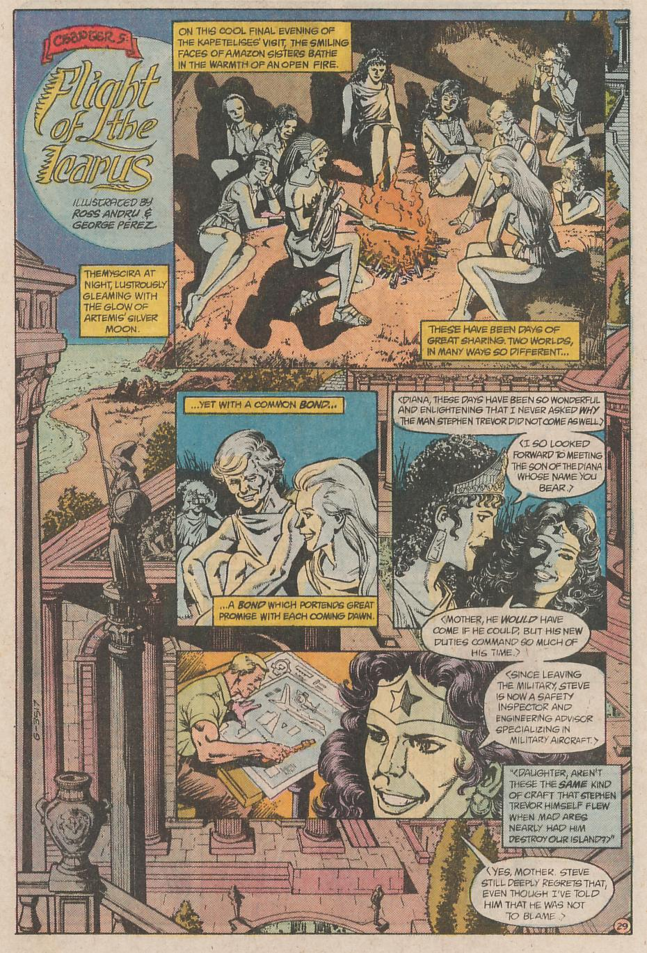 Read online Wonder Woman (1987) comic -  Issue # Annual 1 - 30