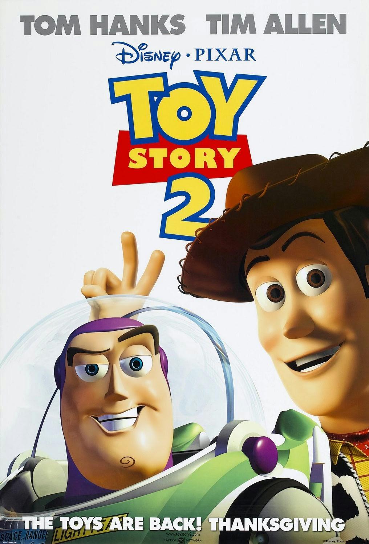 Toy Story 2 (1999) ταινιες online seires xrysoi greek subs
