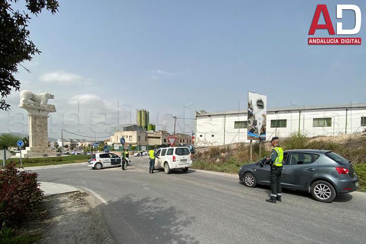 CSIF resalta la actuación de un vigilante de seguridad en Baena que ayudó a la detención de dos personas