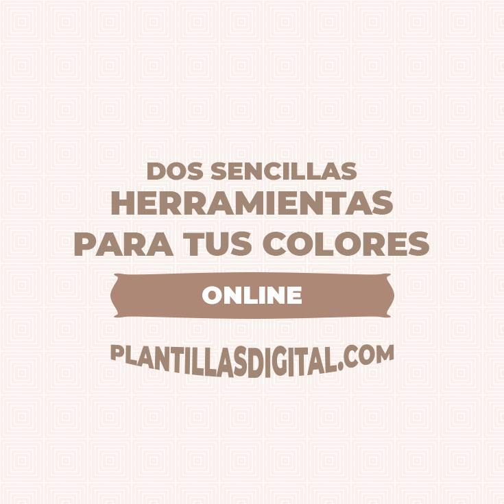 dos sencillas herramientas para tus colores online