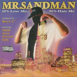 Mr. Sandman - 10% Love Me 90% Hate Me (Ep) (1996) Flac