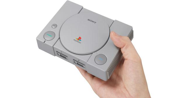 سوني تكشف عن منصتها الجديد PlayStation Classic