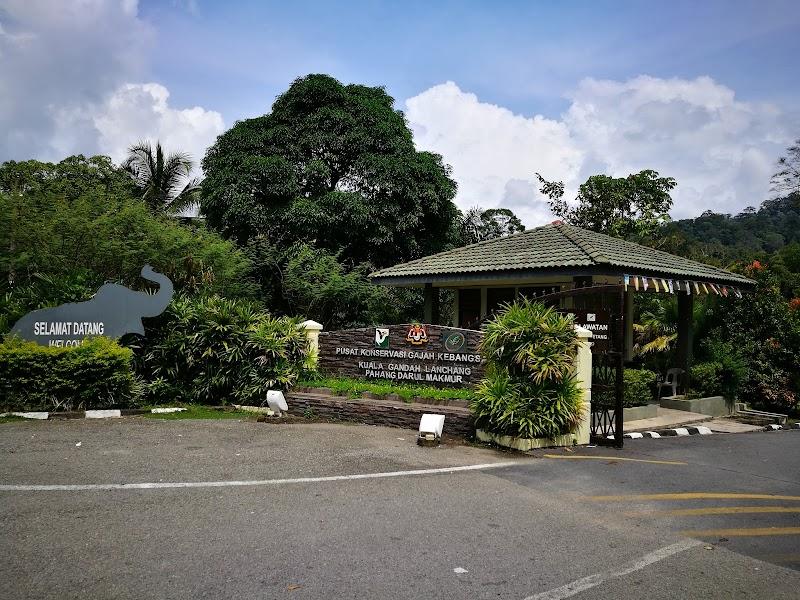 Pusat Konservasi Gajah Kuala Gandah, Pahang