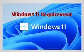 Syarat Minimal Spesifikasi PC Atau Laptop Install Windows 11