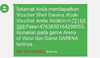 Cara Top Up Gratis Free Fire