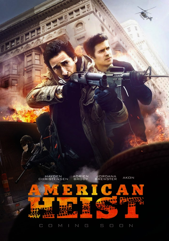 American Heist โคตรคนปล้นระห่ำเมือง [HD][พากย์ไทย]