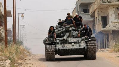 Israel está de olho no cessar-fogo na Síria