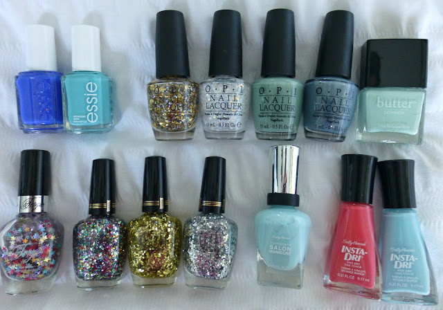 Huge Nail Polish Haul