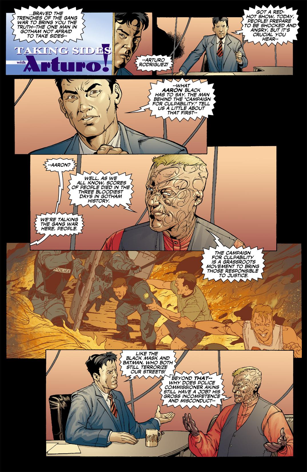 Detective Comics (1937) 809 Page 4