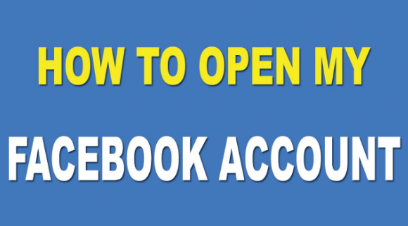 Opening Of New Facebook Account