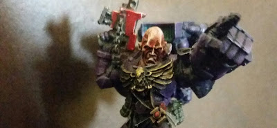Emperor's Children Loyalists - The Asylum Seekers - Assault Marine Captain