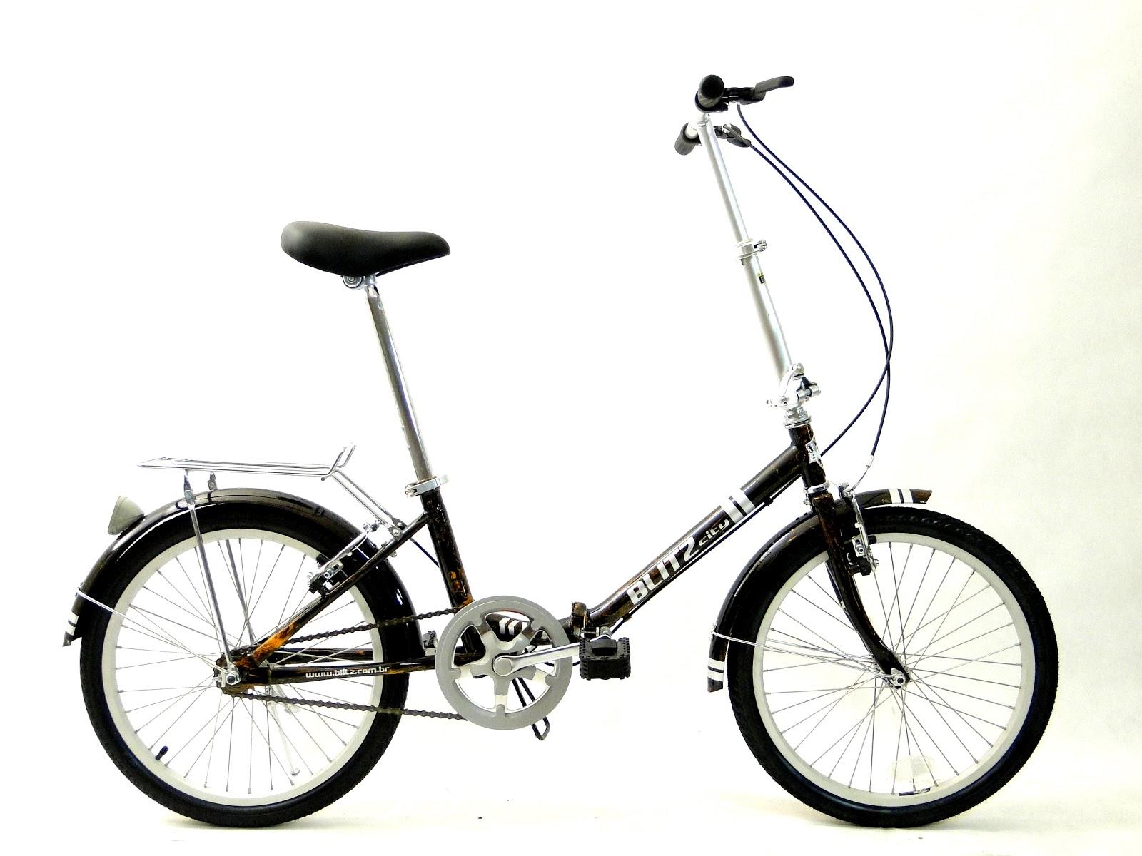 fd9bc38f9 Bicicleta Dobrável BLITZ CITY - Avaliação - Review - Opinião do dono ...