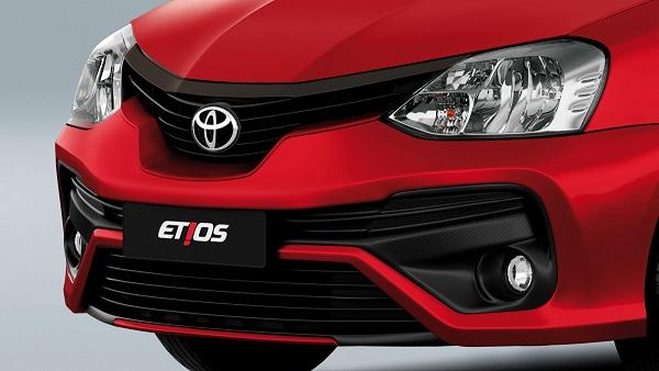 Toyota Etios 2018
