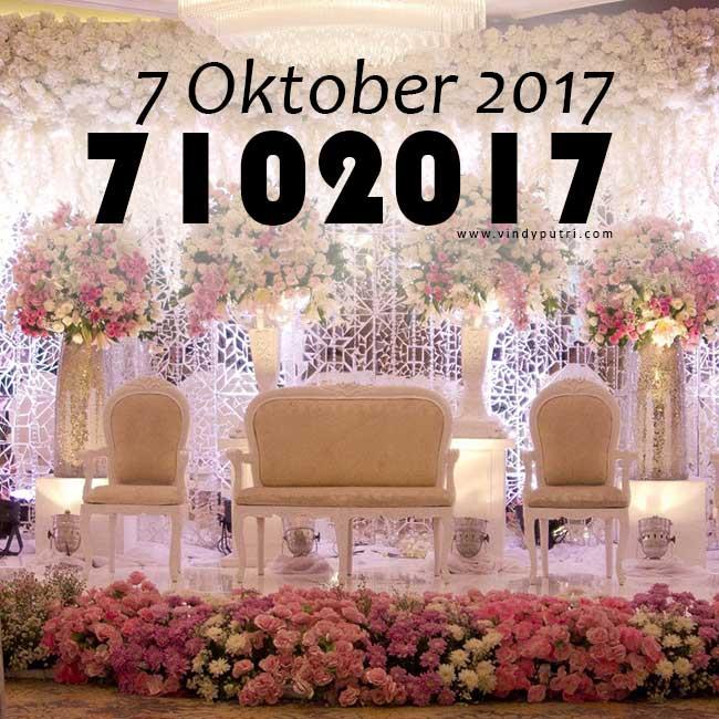 7 Oktober 2017