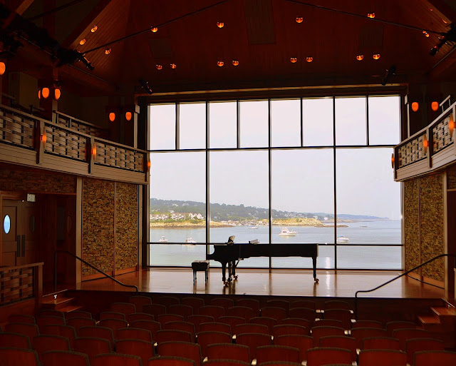 Shalin Liu Performance Center, Rockport, Massachusetts, unusual, theater