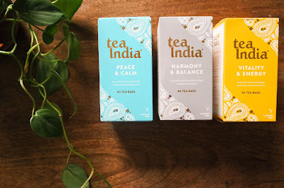 Tea India Typewriter Teeth Blog Review