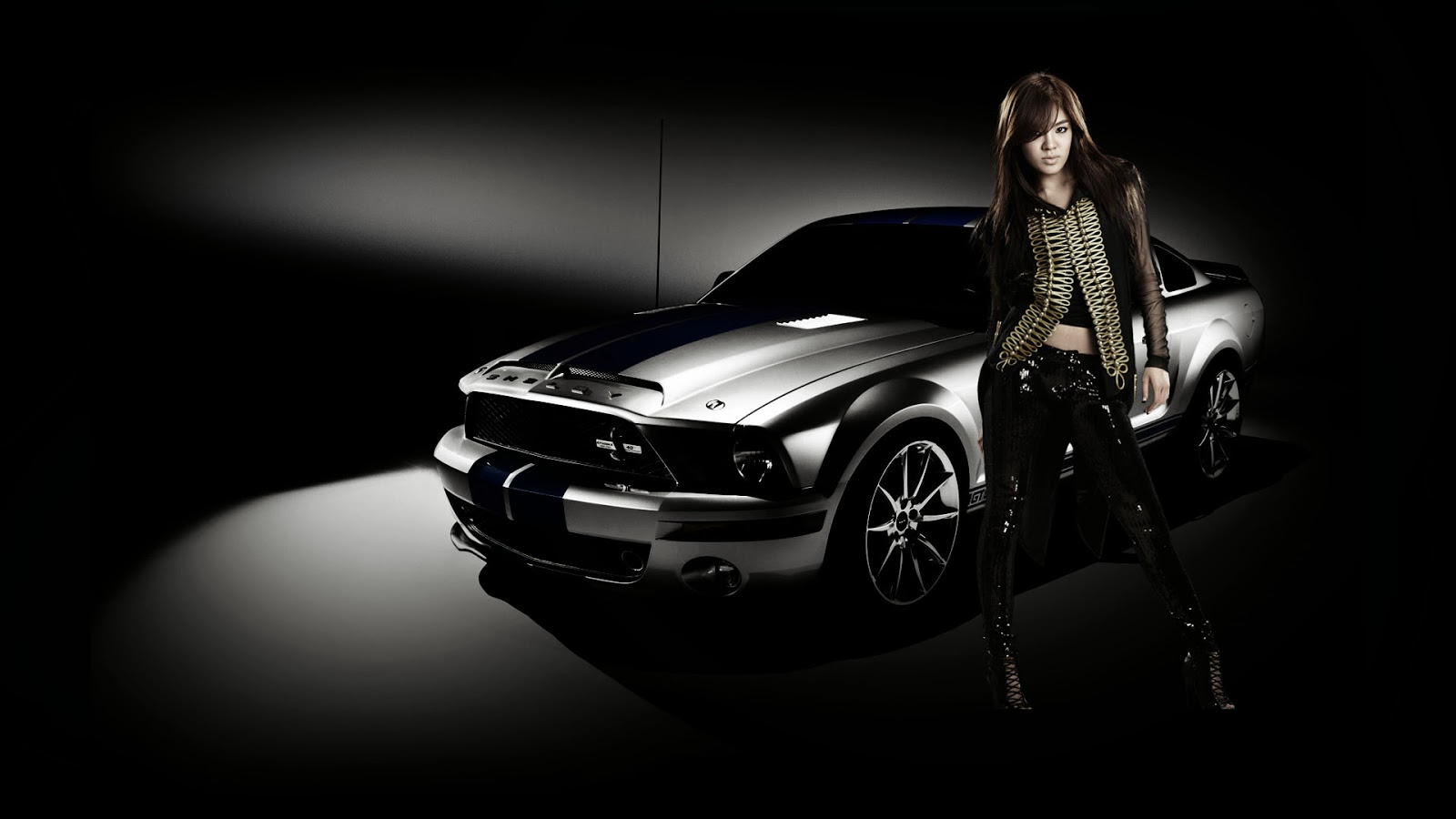 Beautiful Girl With Car Hd Wallpaper Car Wallpaper Mobile Wallpapers