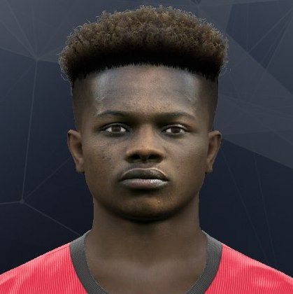 PES 2017 Levi Garcia Face by bahty