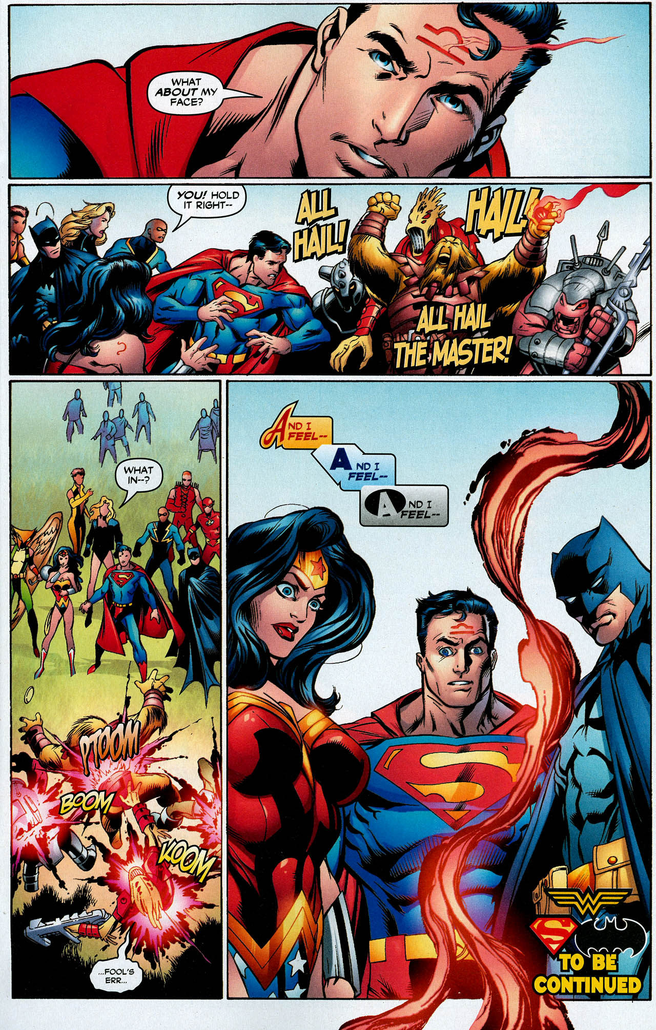 Read online Trinity (2008) comic -  Issue #14 - 16