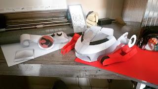 thundertanque thunder tank rondipaper papercraft
