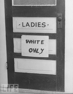 JIM CROW LAWS & SEGREGATED BATHROOMS ⋆ LIVING WELL AFTER 80