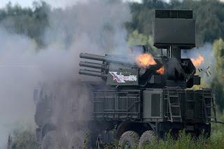 Waw .. Rusia Tawarkan Senjata Tercanggih nya kesemua Negara untuk Berantas Teroris - Commando